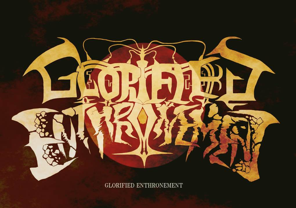 Glorified Enthronement Logo